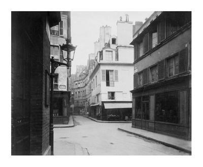 Paris, 1922 - Rue Cardinale