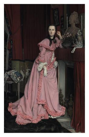 Portrait of the Marquise de Miramon, nee, Therèse Feuillant
