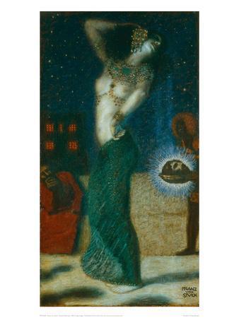 Salome Dancing, 1906