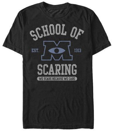 Monsters University- Scare School