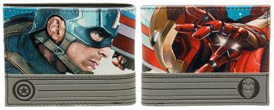 Captain America: Civil War Bi-Fold Wallet