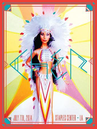 Cher 2014
