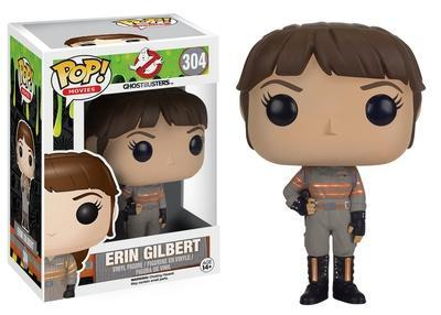 Ghostbusters 2016 - Erin Gilbert POP Figure