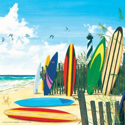 Scott Westmoreland- Surf Boards