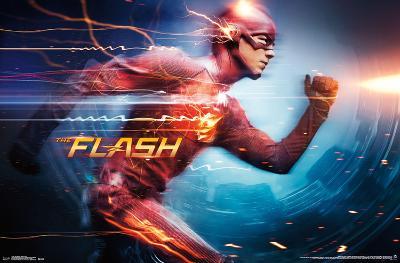 The Flash- Speed Dynamo
