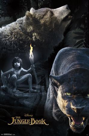 The Jungle Book- Group