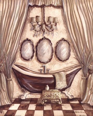 Charming Bathroom I