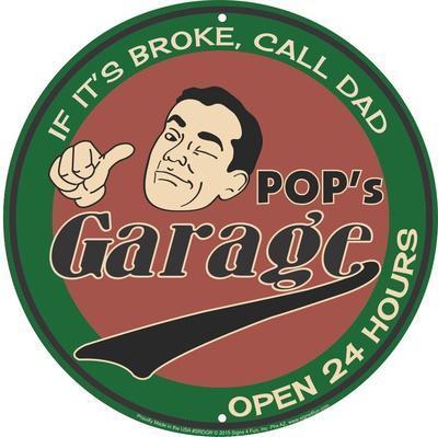 Pop's Garage