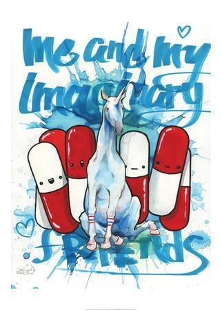 Imaginary Friends