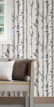 Birch Tree Peel & Stick Wallpaper