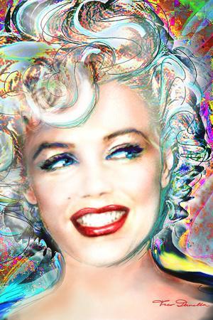 Theo Danella- Marilyn Monroe Electric