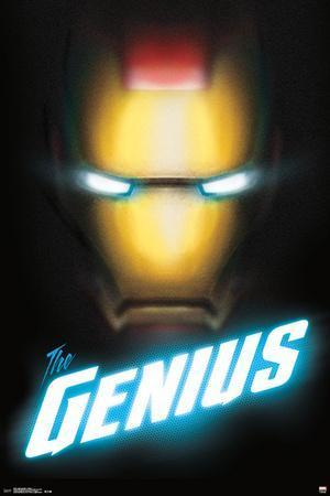 Iron Man- The Genius
