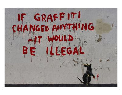 If Graffiti changed anything
