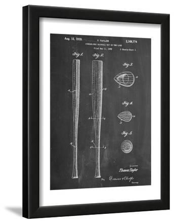 Baseball Bat Patent 1938