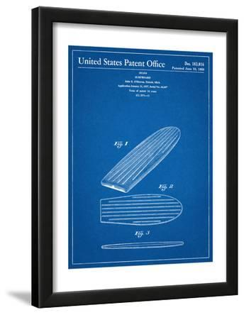 Surf Board Patent