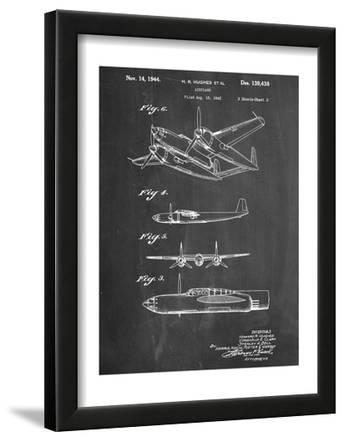 Howard Hughes Airplane Patent