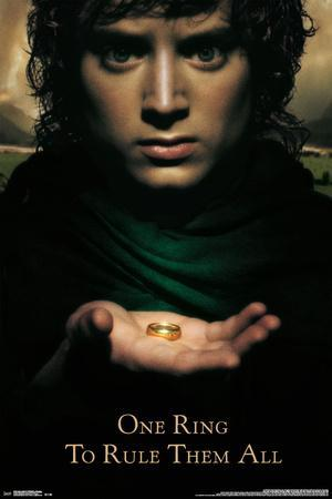 Lord Of The Rings- One Ring To Rule All