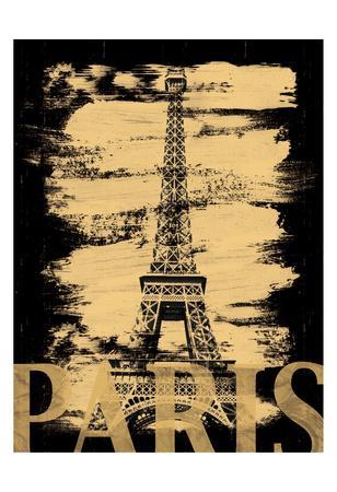 Paris Paint Black