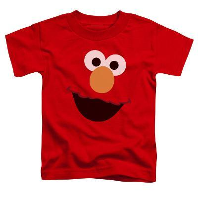 Toddler: Sesame Street- Big Elmo Face