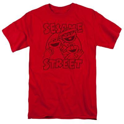 Sesame Street- Group Crunch