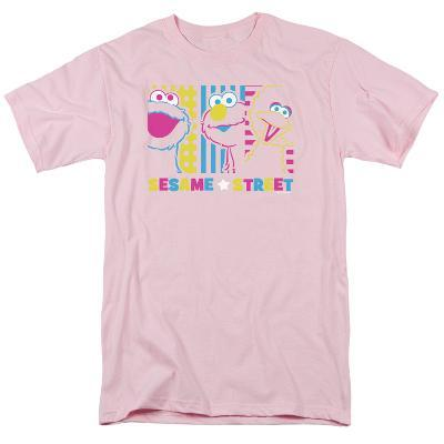 Sesame Street- Patterns & Shapes Friends