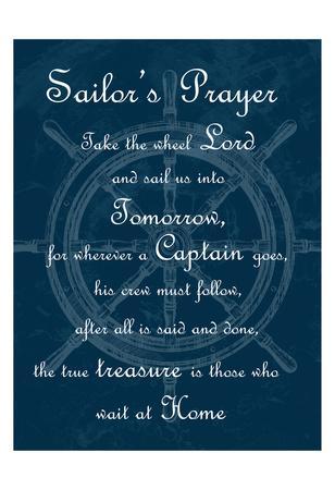 Sailor's Prayer 1