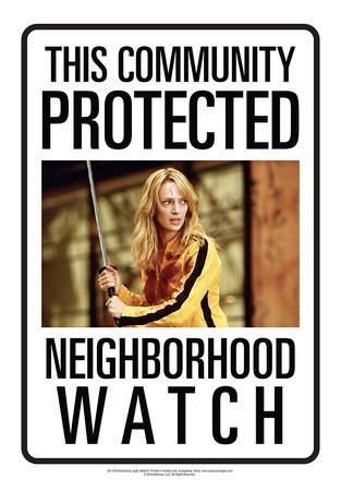 Protected By Kill Bill