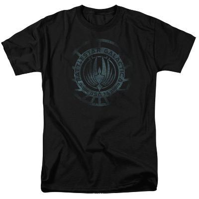 Battle Star Galactica- Faded Insignia