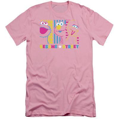 Sesame Street- Patterns & Shapes Friends (Slim Fit)