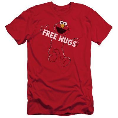 Sesame Street- Elmo Free Hugs (Slim Fit)