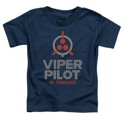 Toddler: Battle Star Galactica- Viper Pilot In Training