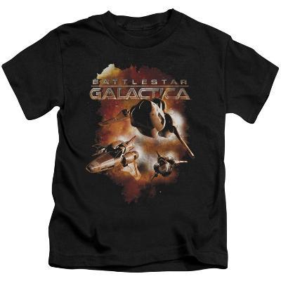 Juvenile: Battle Star Galactica- Viper Formation