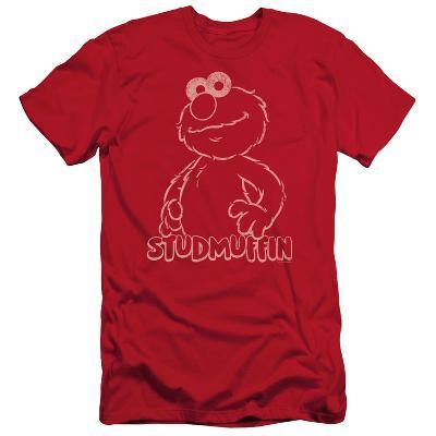 Sesame Street- Elmo Studmuffin (Slim Fit)