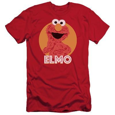 Sesame Street- Smiley Elmo (Slim Fit)