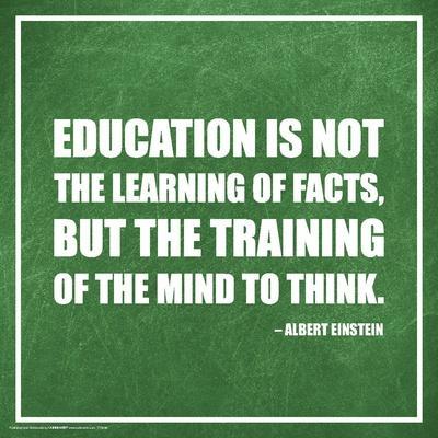 Albert Einstein- Education Explained