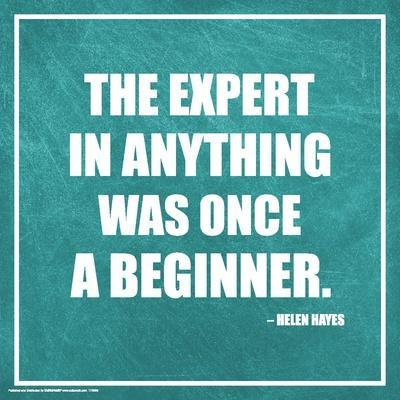 Helen Hayes- A Beginner In All
