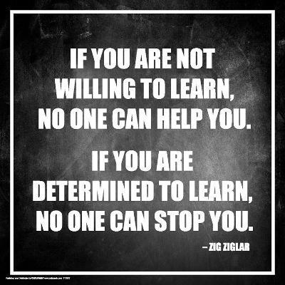 Zig Ziglar- Determined To Learn