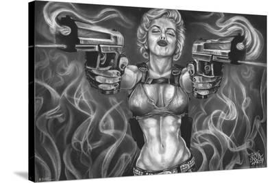 JDH- Marilyn Double Guns