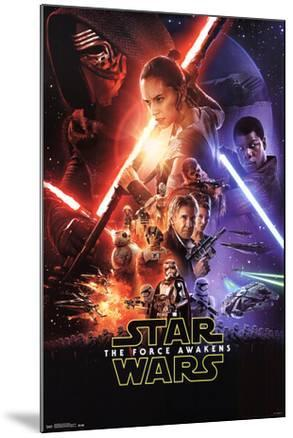 Star Wars: The Force Awakens- One Sheet