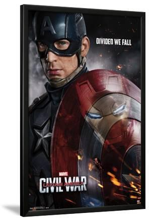 Captain America- Civil War One Sheet