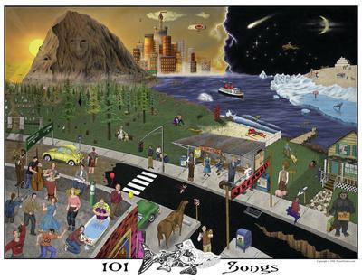 Phish- 101 Songs