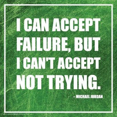 Michael Jordan- Failure