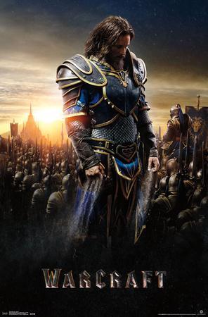 Warcraft- Anduin Lothar Alliance Commander