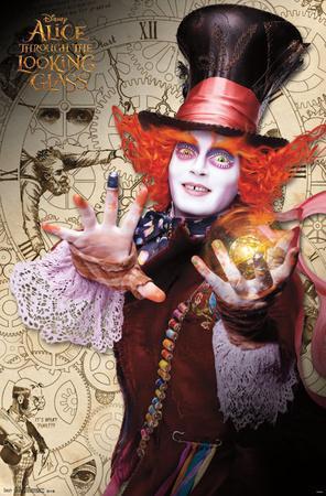 Alice In Wonderland 2- Mad Hatter Stiching Time