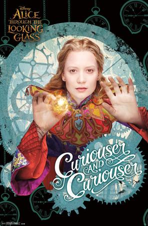 Alice In Wonderland 2- Curious Alice