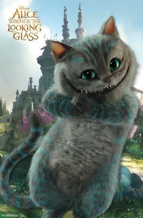 Alice In Wonderland 2- Smiling Chessur