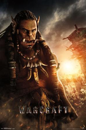 Warcraft- Durotan Frostwolf Clan Chieftain