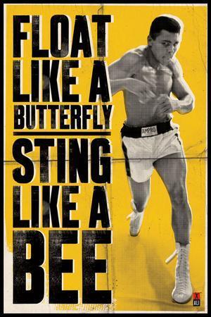 Ali – Float Like a Butterfly