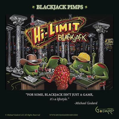 Black Jack Pimps