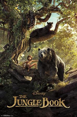 Disney: The Jungle Book- Character Cast